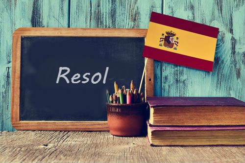 Spanish Word of the Day: 'Resol'