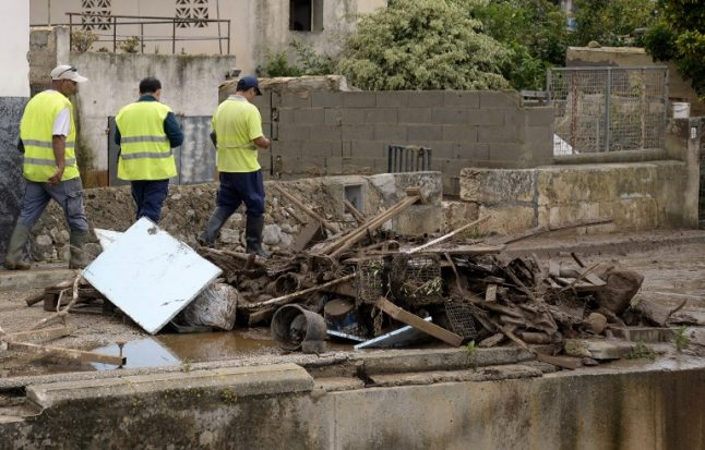 Death toll in Mallorca floods rises to 12 with discovery of two more bodies