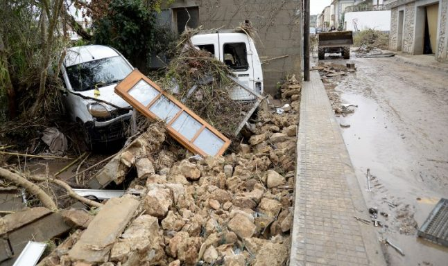 Five-year-old among three still missing in deadly Mallorca floods