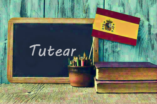 Spanish Word of the Day: 'Tutear'