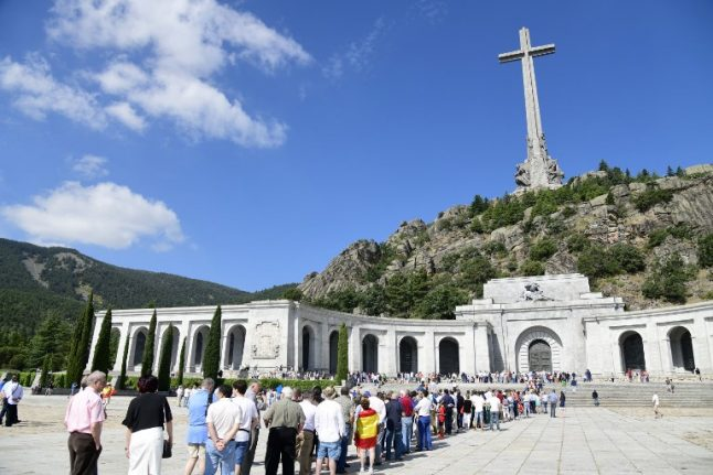 Vatican backs Spain's search for reburial spot for Franco