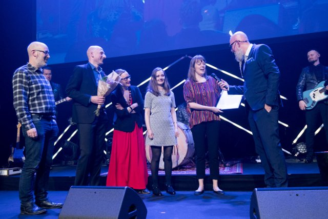 The Local takes home two gongs at media awards