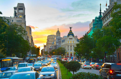 Everything you need to know about Madrid's new traffic restrictions