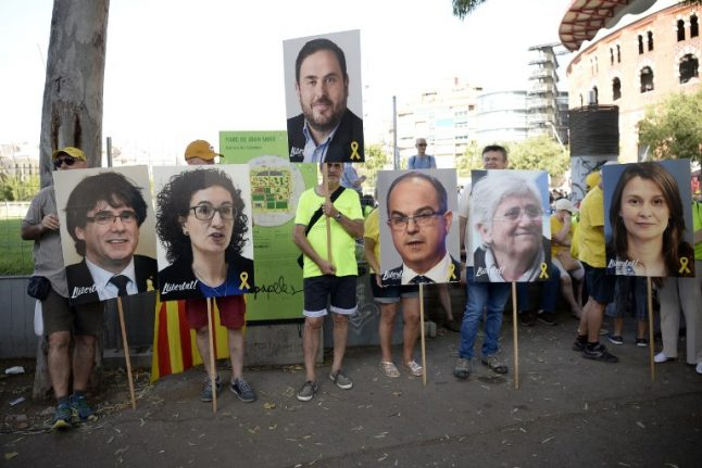 Catalan separatist leaders cleared of high treason but not of sedition (here's why it matters)
