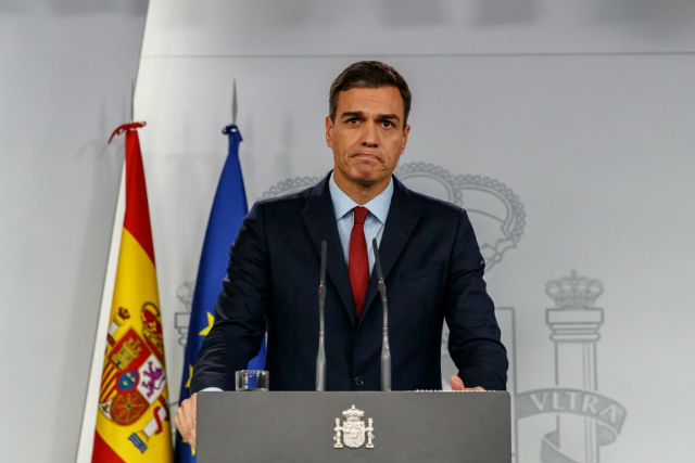 Spain strikes deal with Britain over Gibraltar