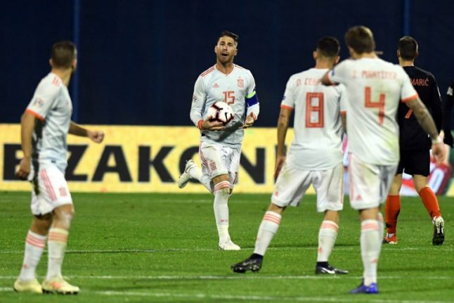 Ramos in spotlight again but Madrid need him more than ever