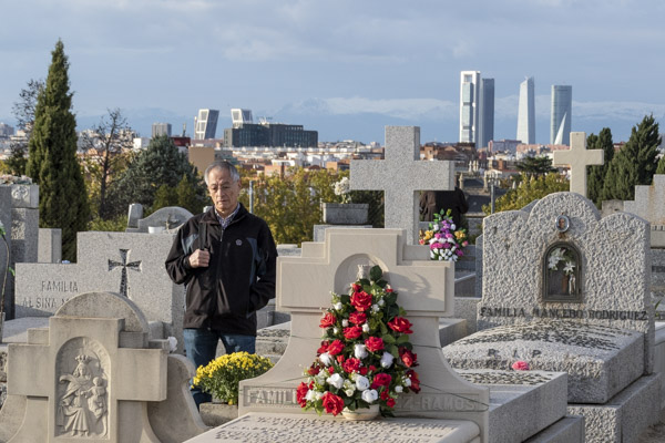 IN PICS: This is how All Saints' Day is celebrated in Madrid