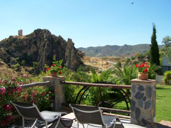 Property of the week: Andalusian cortijo in Lubrín