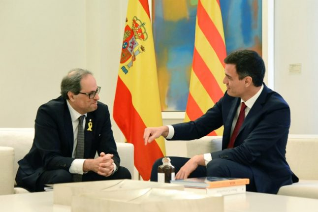ANALYSIS: What's likely to happen when Spain's government heads to Barcelona?