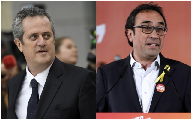 Two more jailed Catalan separatists join hunger strike