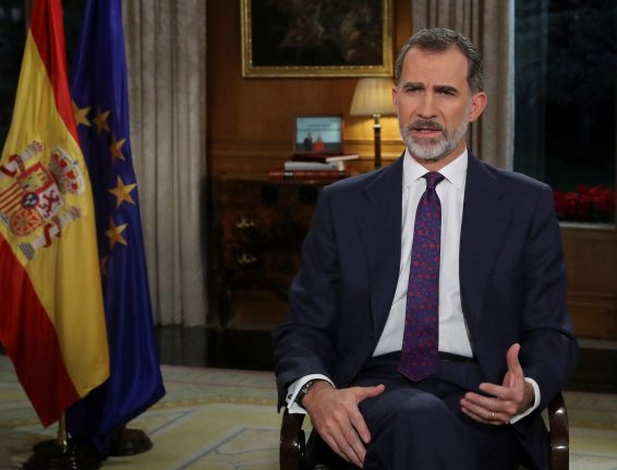ANALYSIS: King Felipe's Christmas message suggests national fragility and a failure to adapt