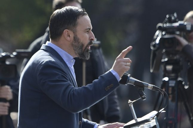 Far-right wins seats in Andalusia parliament  in first for post-Franco Spain