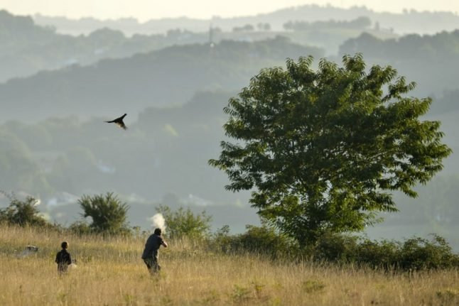 Are Spain's hunters becoming extinct?