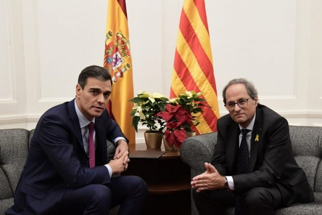 Spanish PM pledges fresh dialogue with Catalan separatists