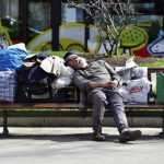 IN PICS: Madrid's hostile anti-homeless architecture that you see everyday but don't even notice