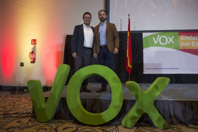ANALYSIS: Gains for Spain's far-right Vox party in Andalusia fuelled by tough opposition to Catalan independence