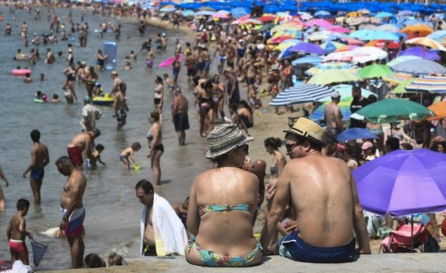 Spain's tourism growth slows as rivals recover