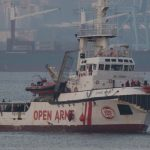 Spain stops migrant rescue boat Open Arms from setting sail