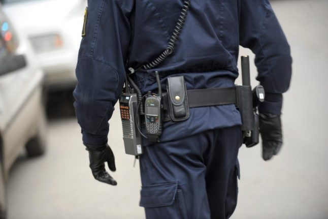 Swedish citizens arrested in Spain on drugs charges