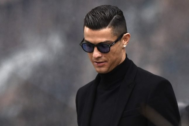 Ronaldo forced to return to Madrid to face multi-million tax fraud fine
