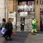 Ghosts of War: Artist superimposes Spanish Civil War scenes on to modern life