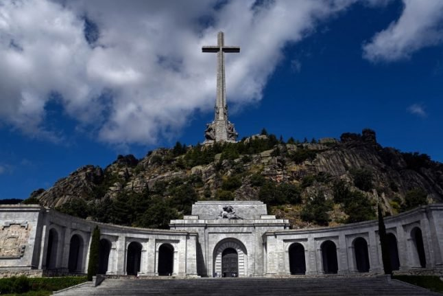 Prior at Valley of the Fallen mausoleum vetoes Franco exhumation