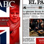 How Spain is reacting to Brexit deal defeat