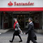 Spain's Santander to shut UK branches as online banking surges