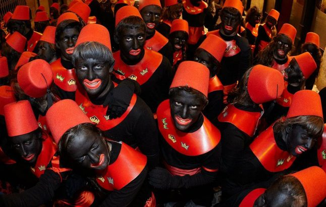 ANALYSIS: Innocent Christmas blackface or a slippery xenophobic slope for the right in Spain?