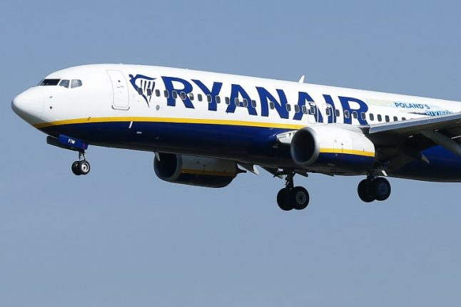 Ryanair cabin crew in Spain call off first day of strike