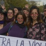 Spanish feminists rally against far-right 'sexist' party