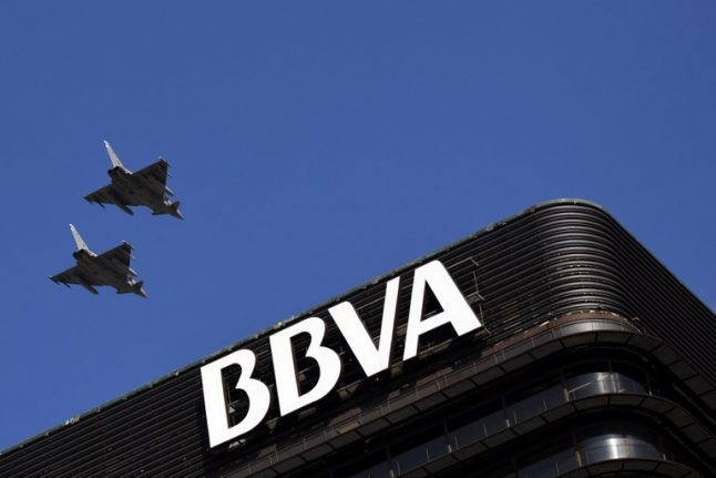 Spanish bank BBVA accused of illegally tapping phones of journalists, politicians