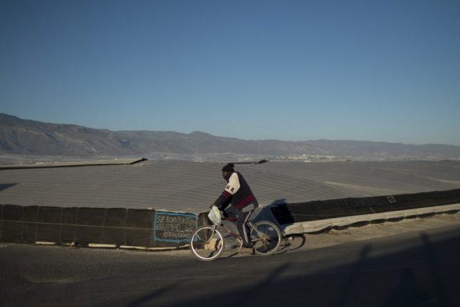 Illegal workers in southern Spain: unwanted but indispensable
