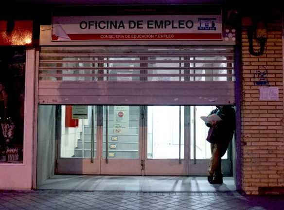 Good news for workers in Spain as jobless queue shortens