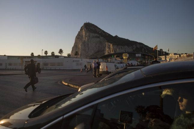 Spain row over Gibraltar 'colony' threatens to derail Brits' visa-free travel to EU after Brexit