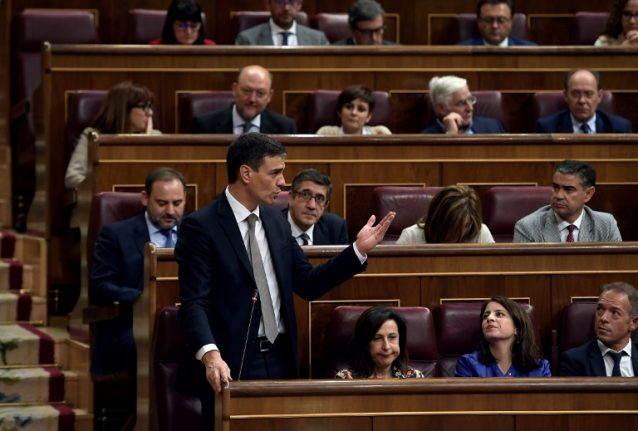 Spain to pass new law to protect rights of Britons in case of no-deal Brexit