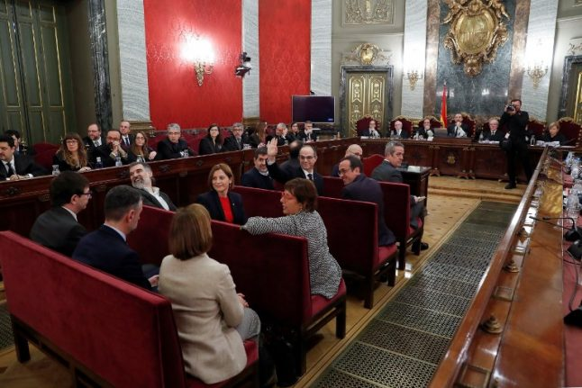 Catalan separarists' trial: What you need to know
