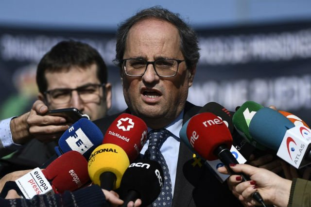Catalan separatists trial to be fought in international media