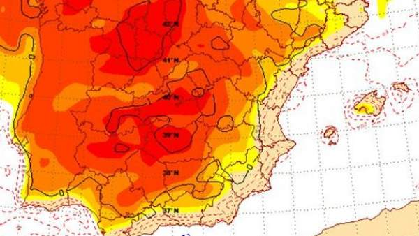 Temperatures set to soar across Spain as spring arrives early