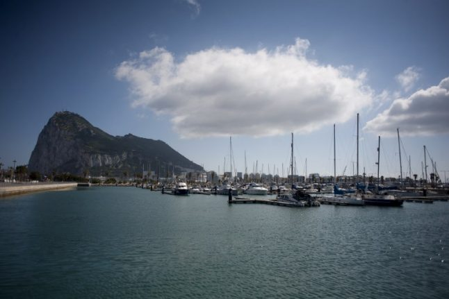 Gibraltar slams Spanish warship for 'childish behaviour' in its waters