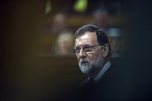 Feb 26th: Rajoy to take the stand in Catalan separatists' trial