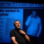Doctor convicted of euthanasia plays himself on Madrid stage