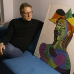 How a stolen Picasso was unearthed by the 'Indiana Jones of art'