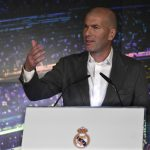 Zidane: 'I returned because the president called me. I love him and I love this club, so here I am.'