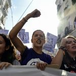 Feminism is the buzzword in Spain's electoral campaign