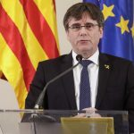 Ex-Catalan leader Puigdemont picked by separatist party for EU polls