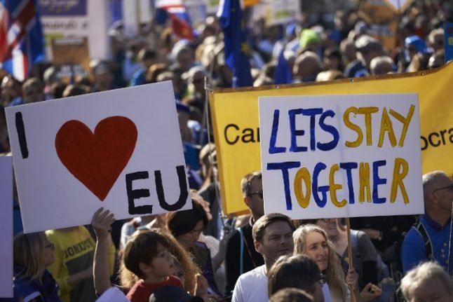 Brexit: Madrid to host protest to demand People's Vote