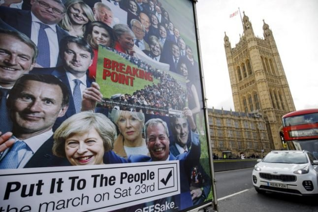 OPINION: Having a second Brexit referendum is the only way 'to take back control'