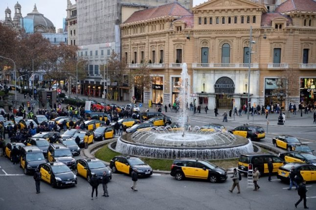 Spain's Cabify to return to Barcelona despite restrictions