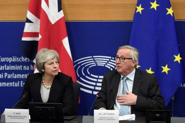 Brits in Europe hold breath with MPs set to vote on Theresa May's 'improved' deal